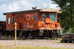 CN 76665 in Brandon, Manitoba 2014/08/09