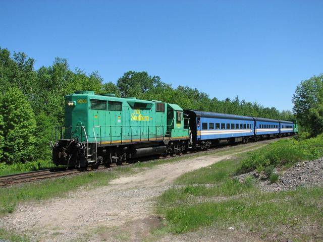 NBSR 9803 in Welsford, 2007/06/09