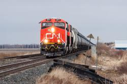 CN 2971 in Winnipeg, MB 2015/04/02
