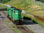 NBSR 2318 and 2610 in Saint John, NB 2007/08/17