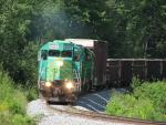 NBSR 9802 in Grand Bay, NB 2007/08/17