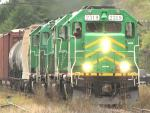 NBSR 2319 in Harvey, NB 2007/10/13