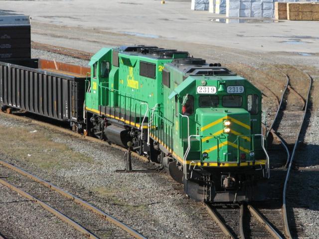 NBSR 2319 in Saint John
