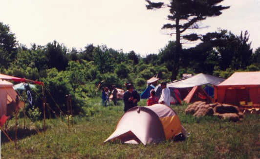 GNE War 1 Tents
