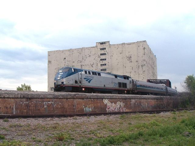 Amtrak in Albany New York