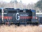 MEC 370 at Northern Maine Junction 2009/01/17
