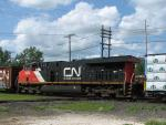 CN 2292 in Winnipeg, MB 2009/08/02