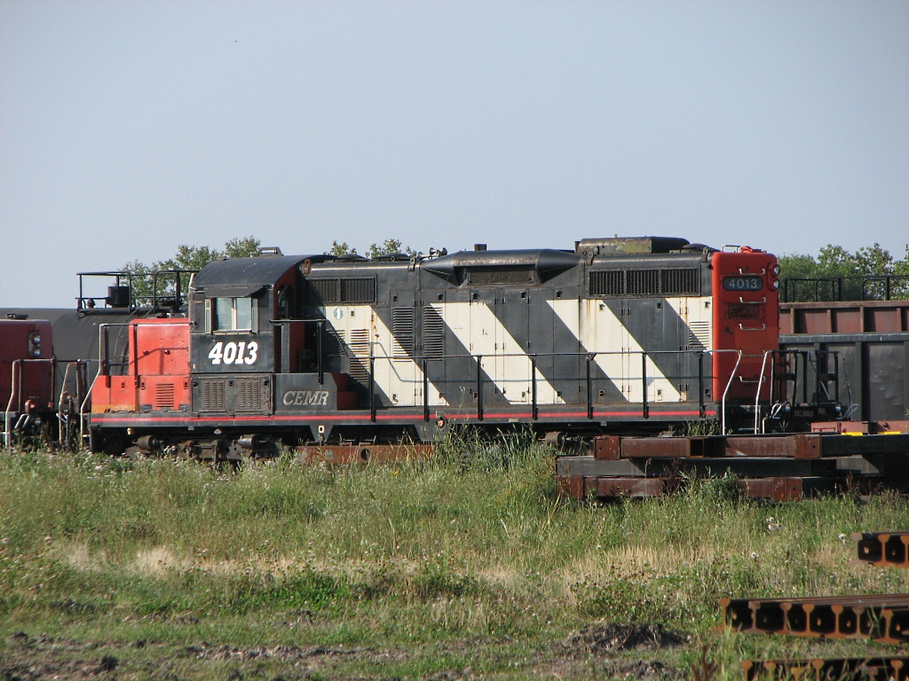 CEMR 4013 in Winnipeg, MB 2009/09/06