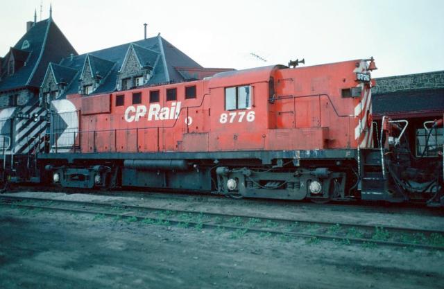 CP 8776, McAdam