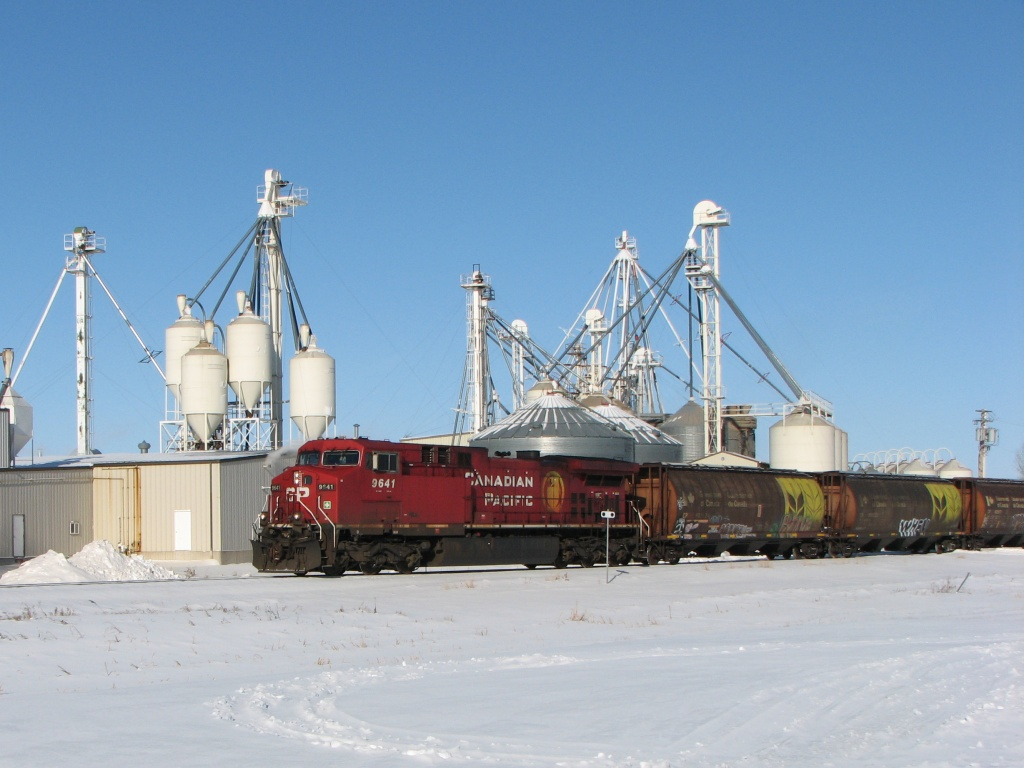 9641 in Winnipeg, MB 2010/01/28