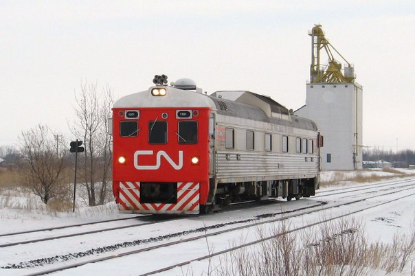 CN 1501 at Elie, MB. Photo by Jeff Keddy
