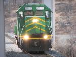 NBSR 2610 in Saint John, NB 2010/03/19