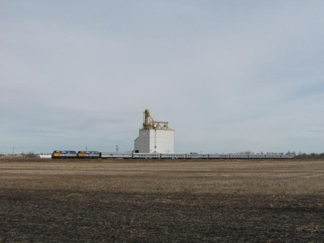 Manitoba Trains 2012