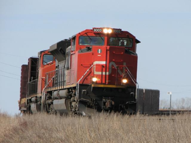 CN 8003 near Diamond