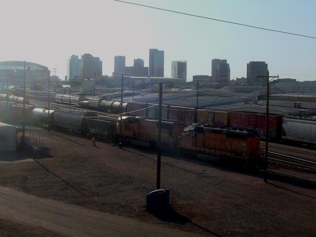 UP 1407 in Phoenix