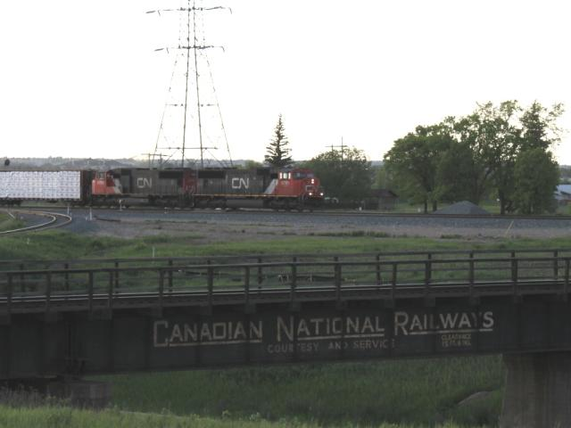 Canadian National Railways - Courtesy and Service