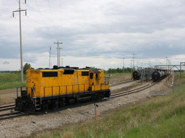 RSSX 3756 in Redwater, AB 2010/06/10