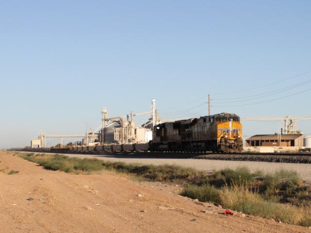 UP 7770 in Maricopa, Arizona