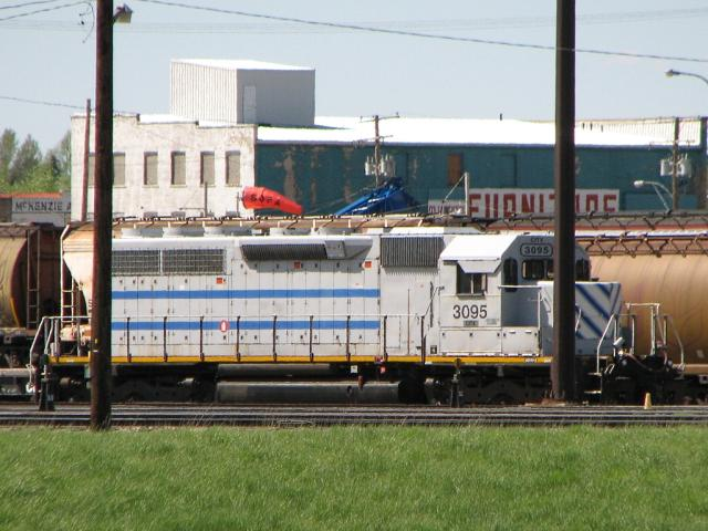 CITX 3095 in Moose Jaw, SK