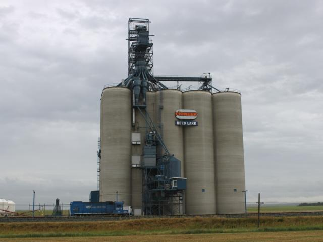 Reed Lake inland terminal