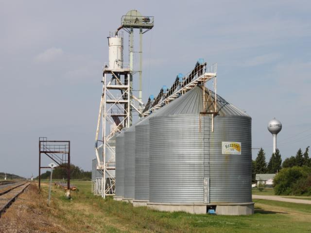 Seedtec-Terramax in Qu'Appelle, SK
