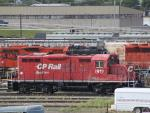 CP 1611 in Moose Jaw, SK 2010/08/14