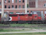 CP 5875 in Moose Jaw, SK 2010/08/14