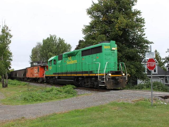 NB Southern Railway 2612