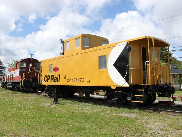 Caboose CP 437473