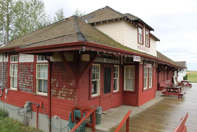 Herbert train station