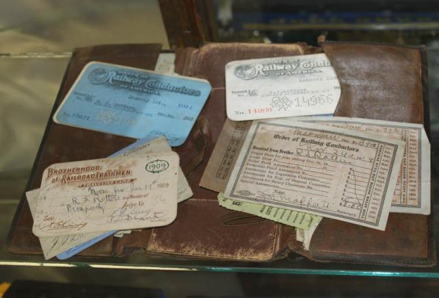 Union cards