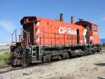 Ex CP 8131 in Winnipeg, MB 2010/09/04