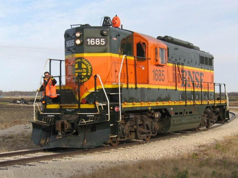 BNSF 1685. Jeff Keddy photo