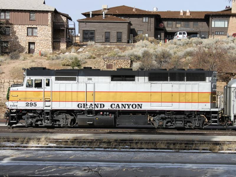 Grand Canyon engine 295