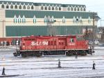 CP 1625 in Winnipeg, MB 2010/12/28