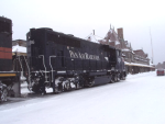 MEC 516 in McAdam, NB 2011/01/25 by Gary Lee Bowser