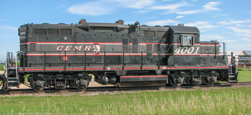 Central Manitoba Railway
