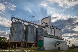 Makinak Grain Elevator