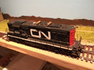 CN 4563 for sale