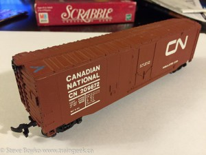 CN 209872 insulated car - $4