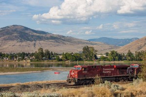 CP 8752 at Benledi on the CP Thompson subdivision