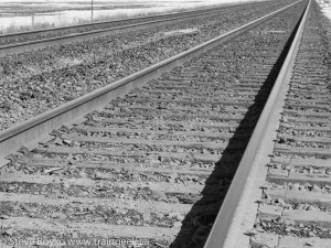 Two Lines Rails Rivers Sub Diamond 20110323 SLB bw