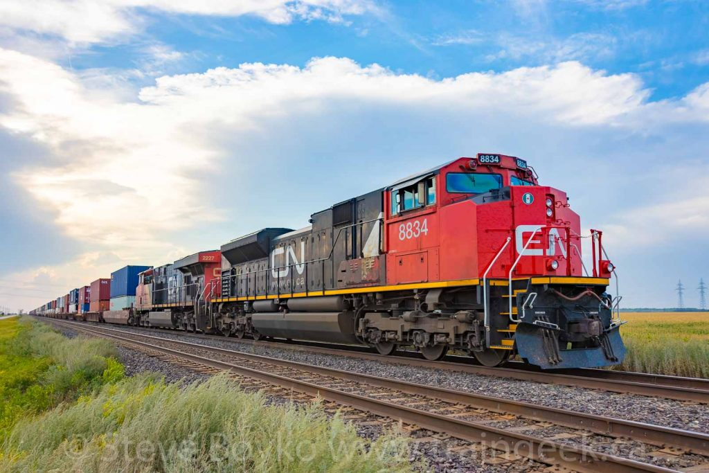 CN 8834 - stopped