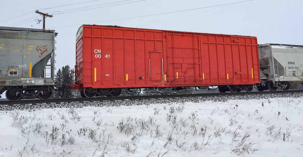Another distributed braking boxcar