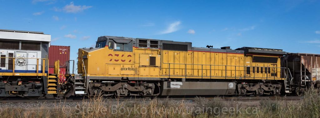 GECX 9130, ex Union Pacific UP 9369