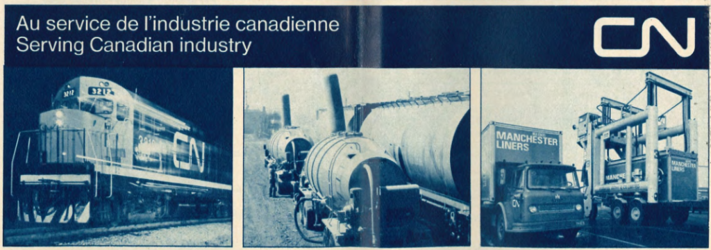1970/01/07 - CN Serving Canadian Industry