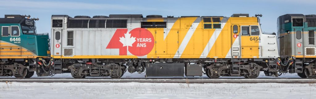 VIA Rail: 40 years and counting!