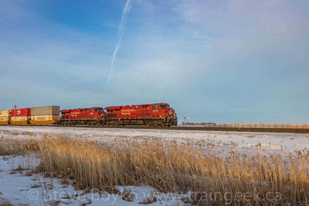 CP 9375 and friends at Esmond