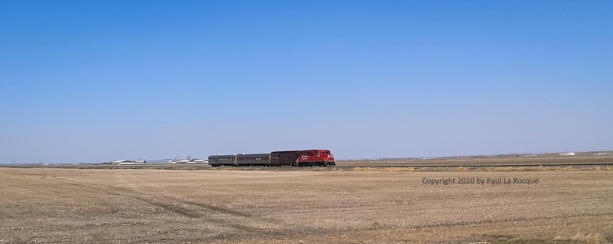 CP TEST train near Niverville 20200512 Paul La Rocque-1