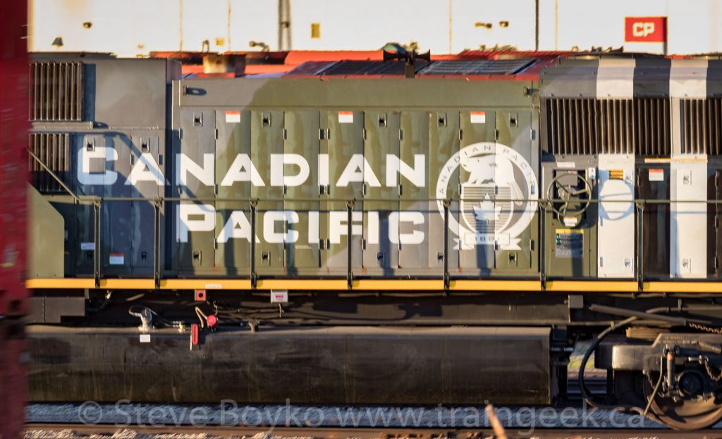 Normandy invasion colours on CP 6644